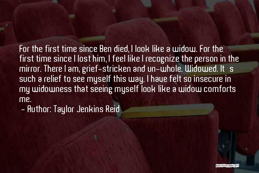 I've Lost Myself Quotes By Taylor Jenkins Reid