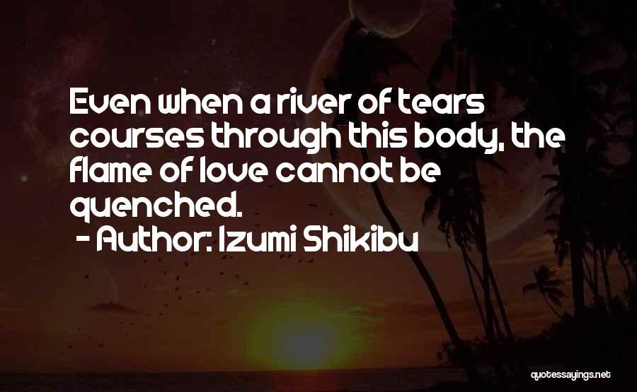 Izumi Shikibu Quotes 298616