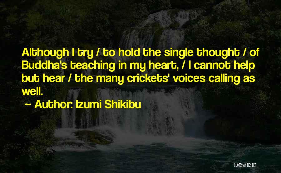 Izumi Shikibu Quotes 892579