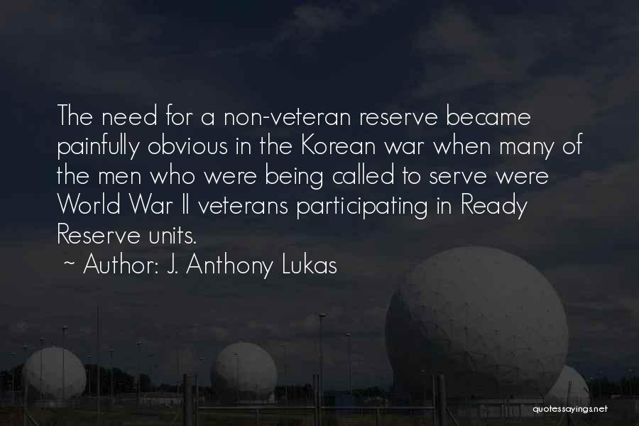J. Anthony Lukas Quotes 1333609