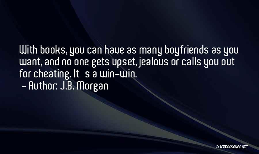 J.B. Morgan Quotes 1023689