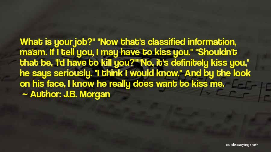 J.B. Morgan Quotes 437844