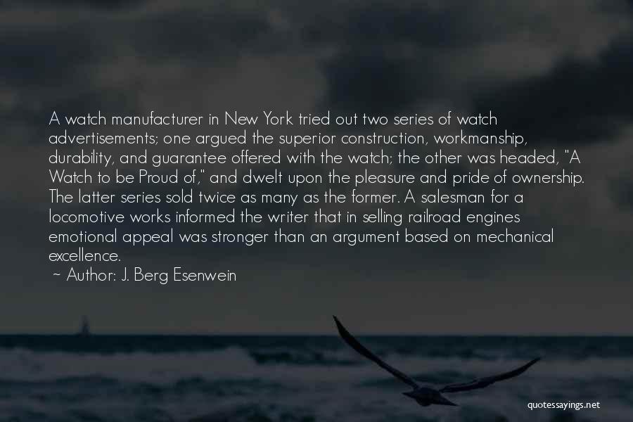 J. Berg Esenwein Quotes 1495128