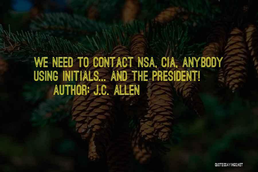 J.C. Allen Quotes 1506826