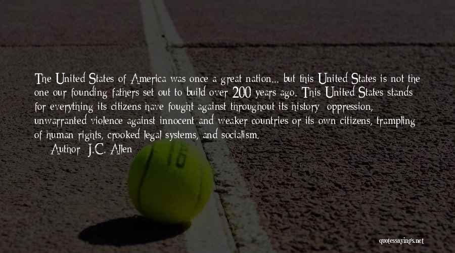 J.C. Allen Quotes 276835