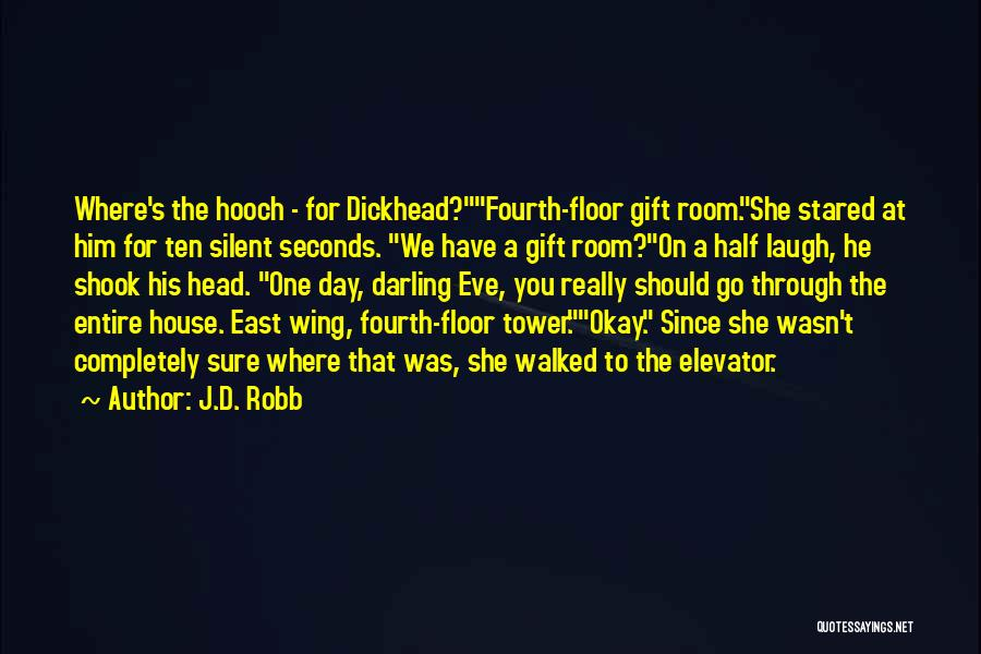 J.D. Robb Quotes 138271
