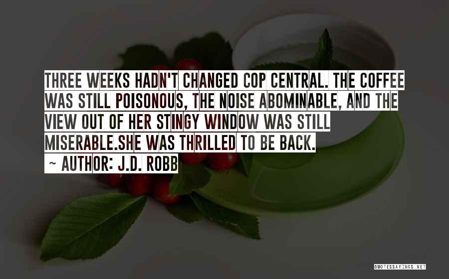 J.D. Robb Quotes 1417830