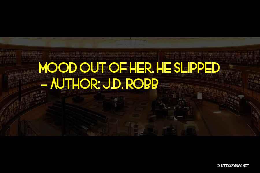 J.D. Robb Quotes 1506229
