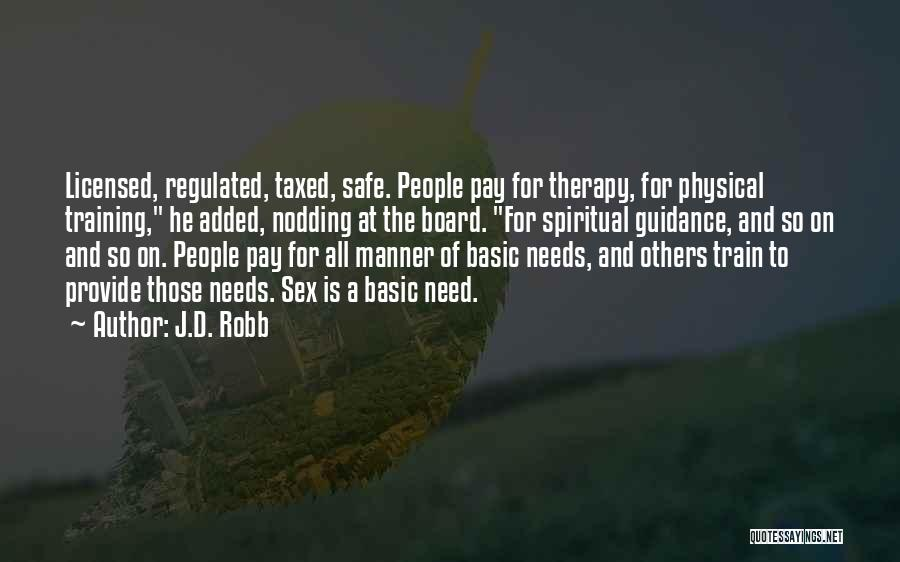 J.D. Robb Quotes 1525986