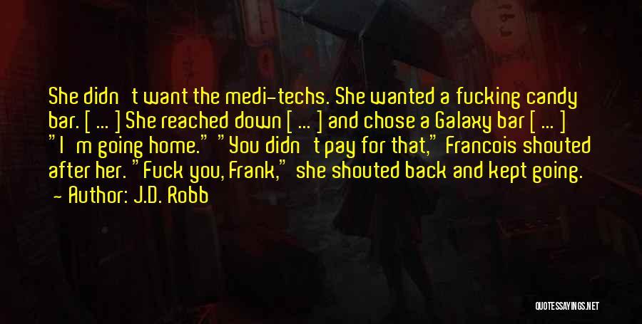 J.D. Robb Quotes 156365