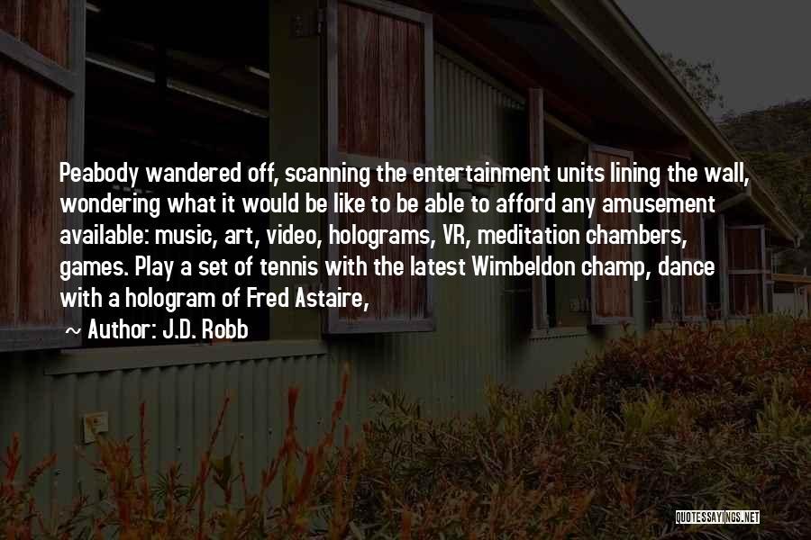 J.D. Robb Quotes 161314