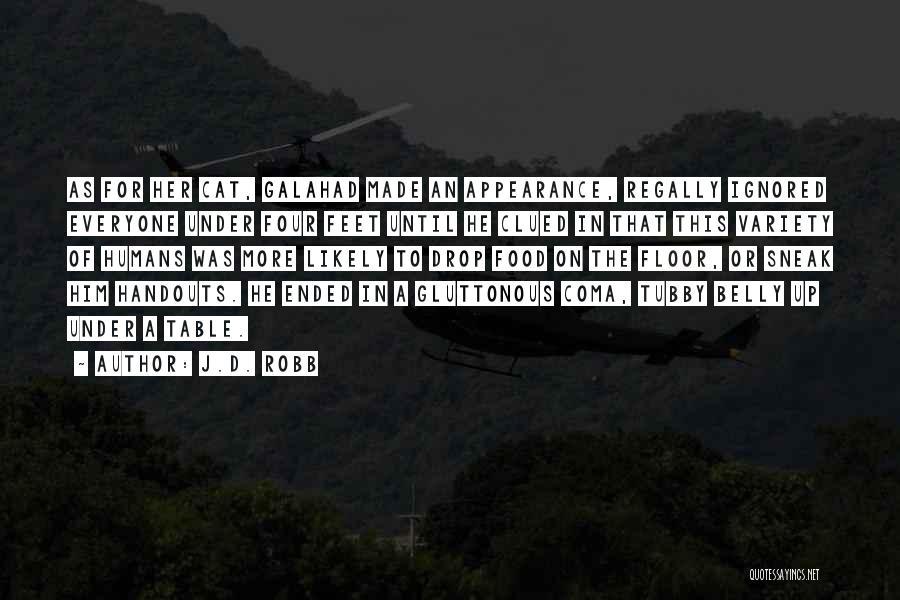 J.D. Robb Quotes 1653820
