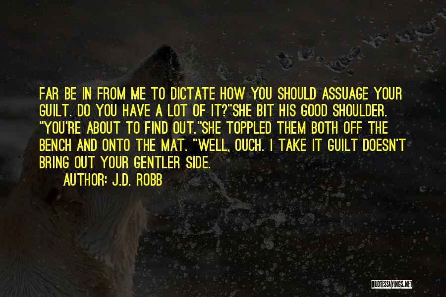 J.D. Robb Quotes 1949813