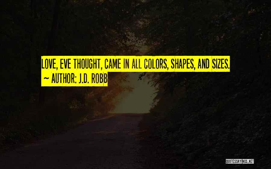 J.D. Robb Quotes 215161
