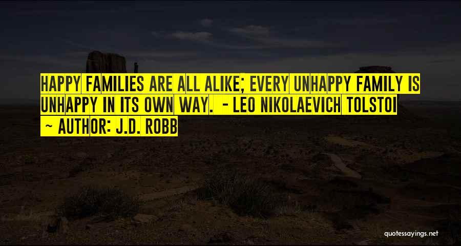 J.D. Robb Quotes 261507
