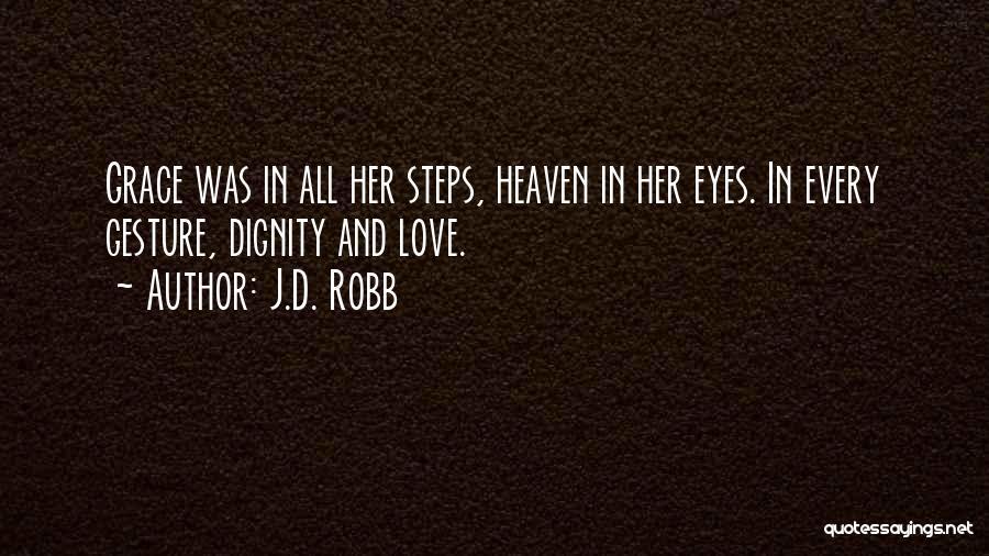 J.D. Robb Quotes 635608