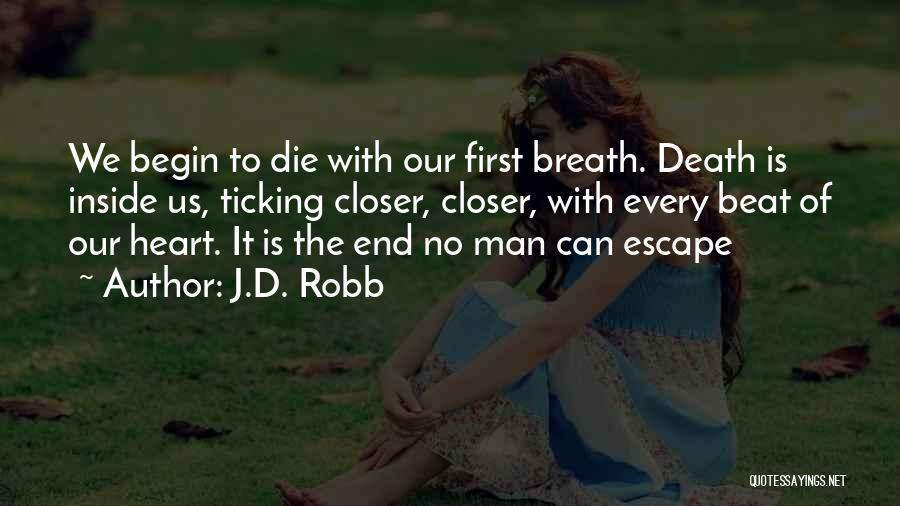 J.D. Robb Quotes 665240