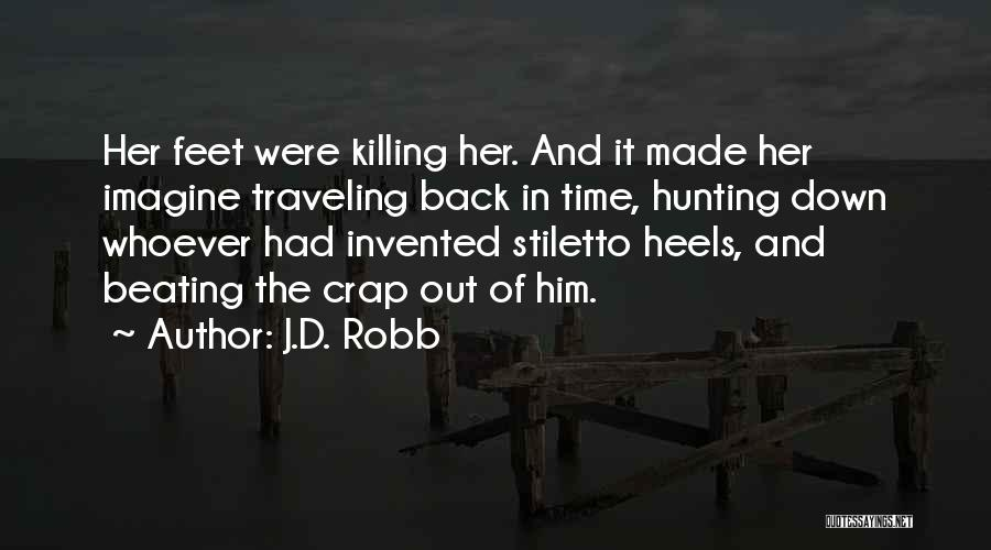 J.D. Robb Quotes 833872