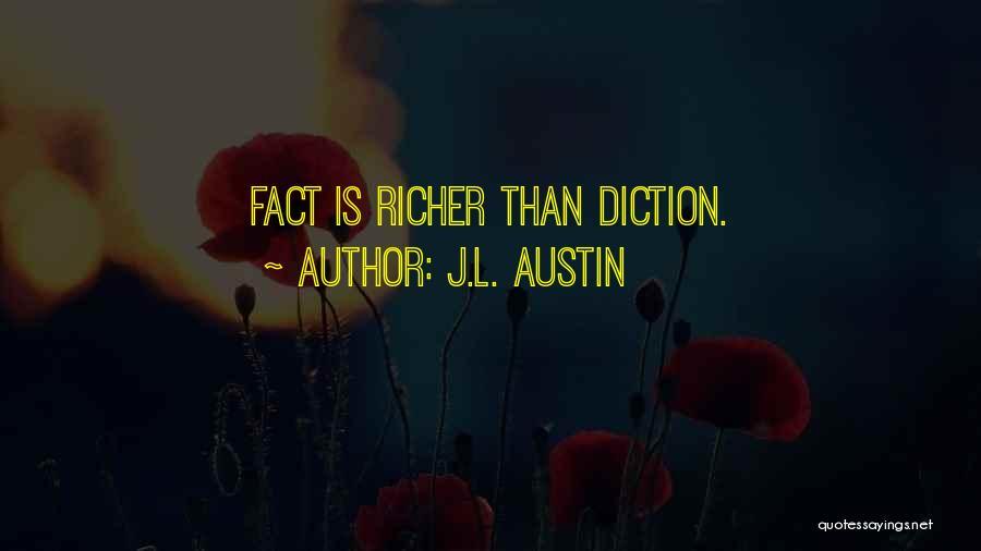 J.L. Austin Quotes 1282839
