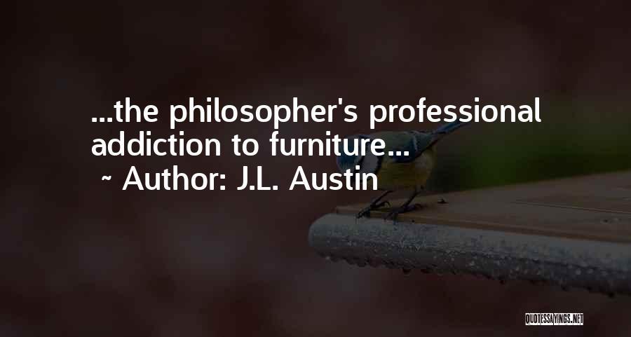 J.L. Austin Quotes 1337106