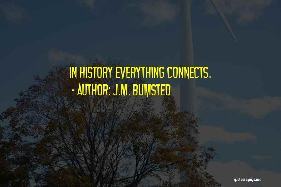 J.M. Bumsted Quotes 1006734