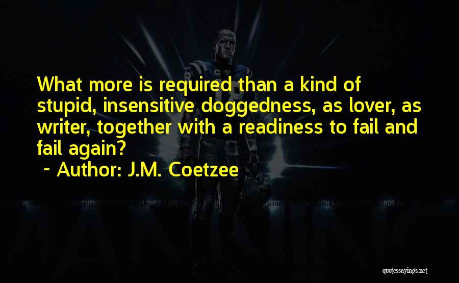 J.M. Coetzee Quotes 1087138