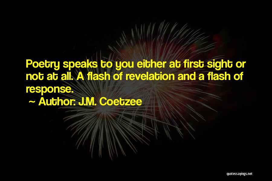 J.M. Coetzee Quotes 1242534