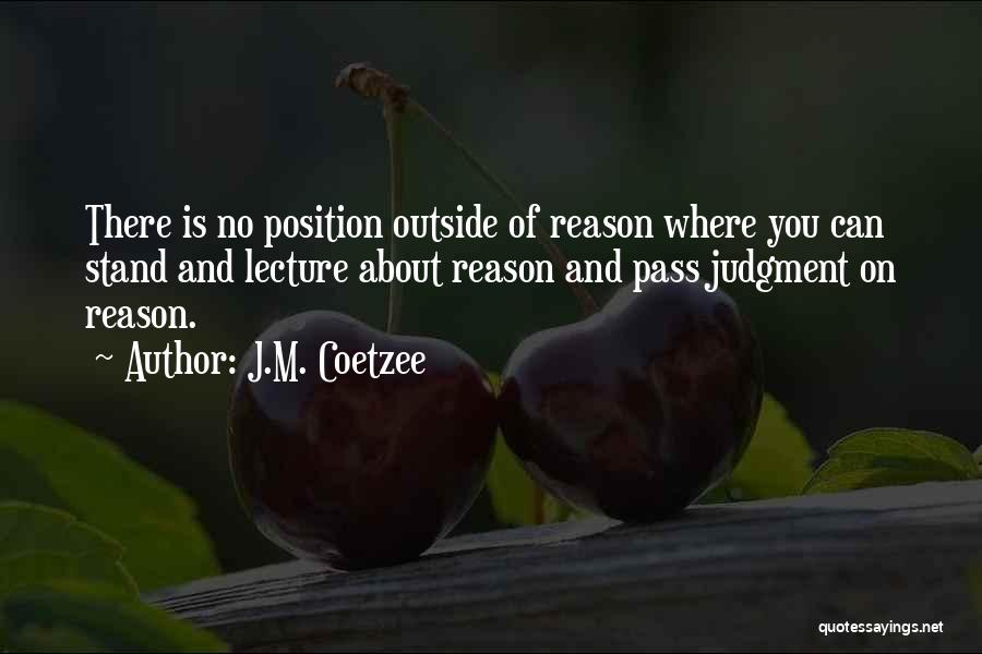 J.M. Coetzee Quotes 1373913