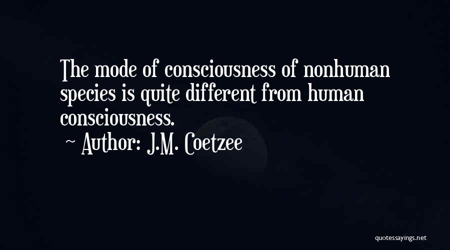 J.M. Coetzee Quotes 137407