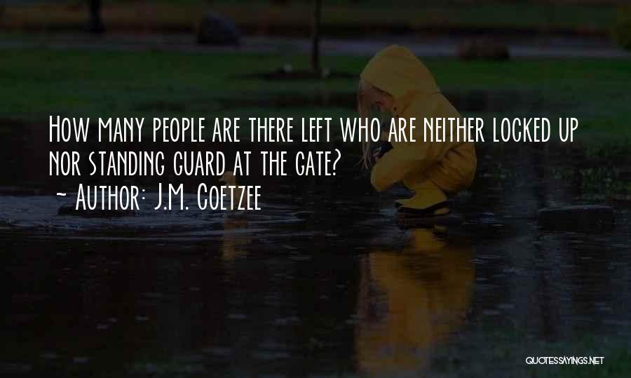J.M. Coetzee Quotes 1446757