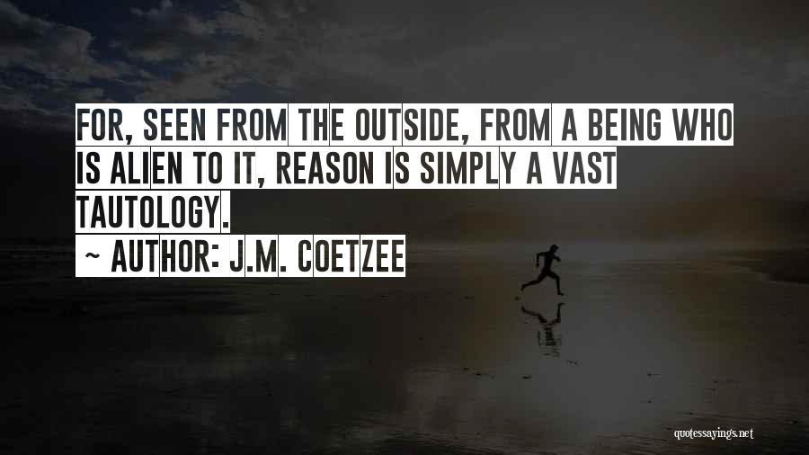 J.M. Coetzee Quotes 1635457