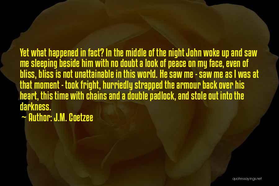 J.M. Coetzee Quotes 1677442