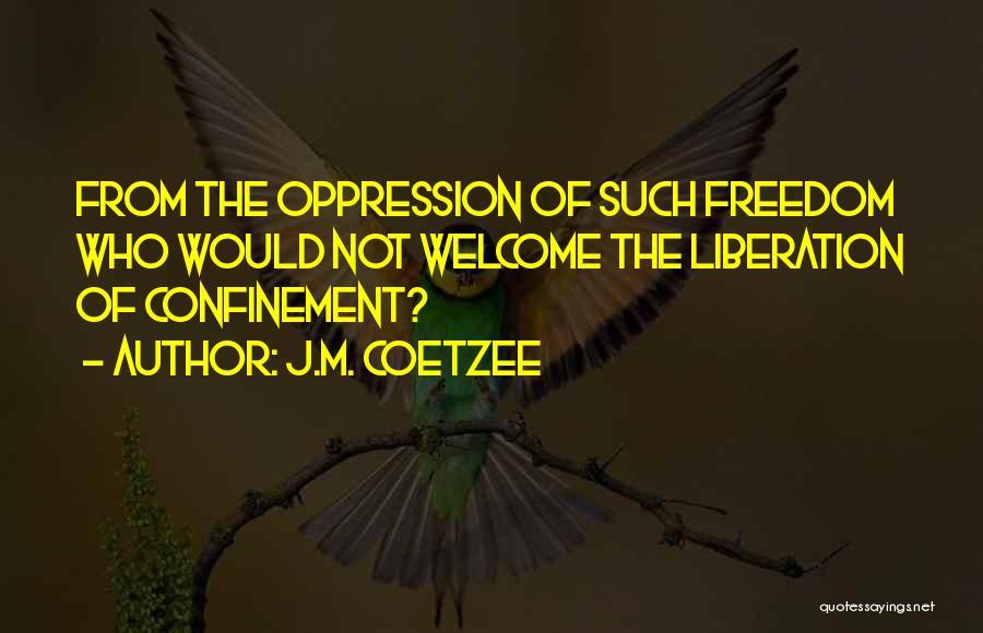 J.M. Coetzee Quotes 167976