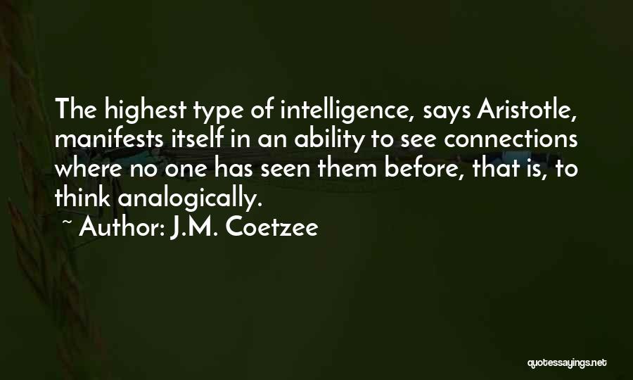 J.M. Coetzee Quotes 1684785