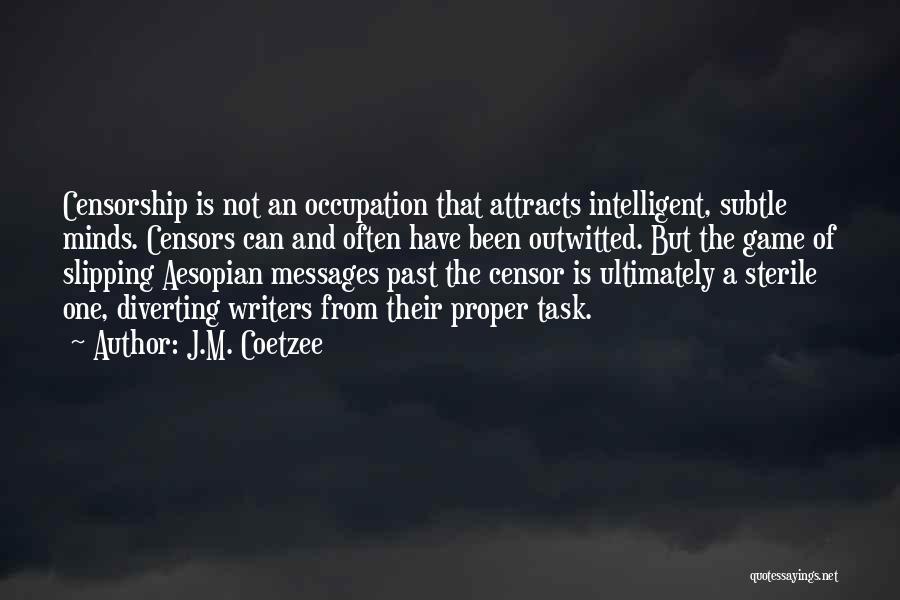 J.M. Coetzee Quotes 2013517