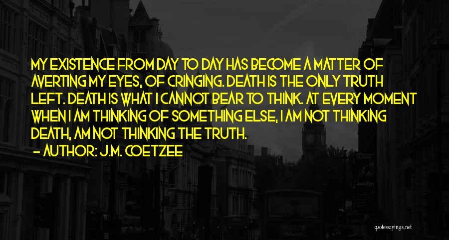 J.M. Coetzee Quotes 362514