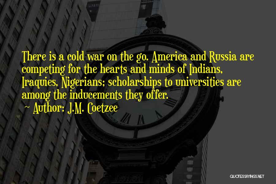 J.M. Coetzee Quotes 463006