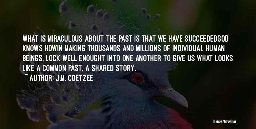 J.M. Coetzee Quotes 531971