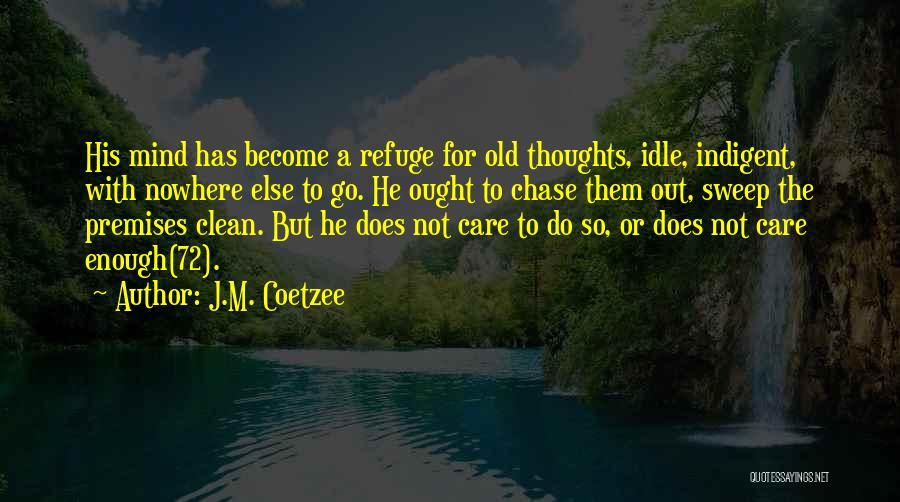 J.M. Coetzee Quotes 670290