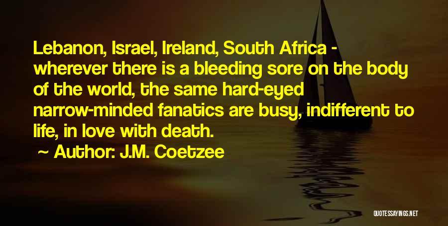 J.M. Coetzee Quotes 736444