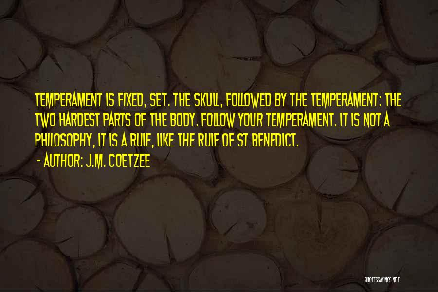 J.M. Coetzee Quotes 782842