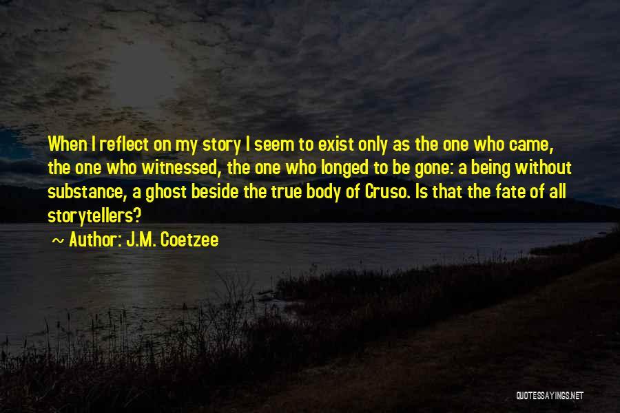 J.M. Coetzee Quotes 815504
