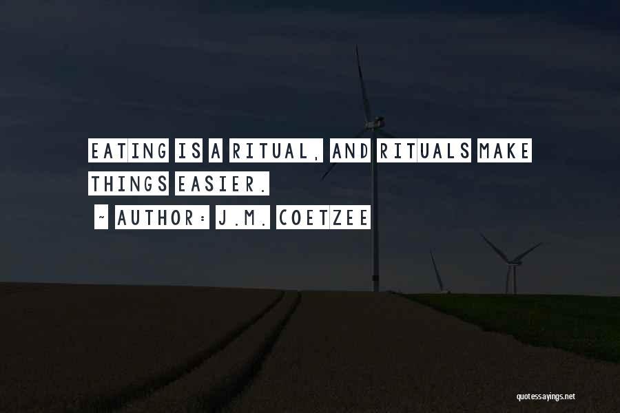J.M. Coetzee Quotes 895035