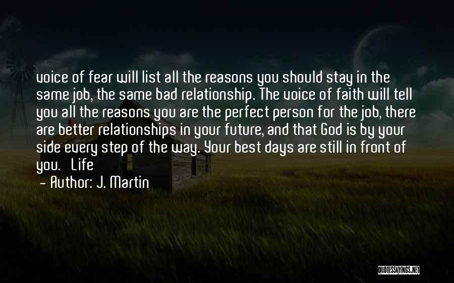 J. Martin Quotes 249501