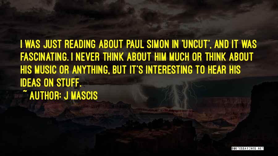 J Mascis Quotes 1078323