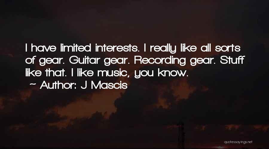J Mascis Quotes 1276418