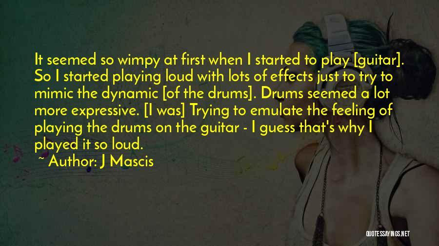 J Mascis Quotes 2016085