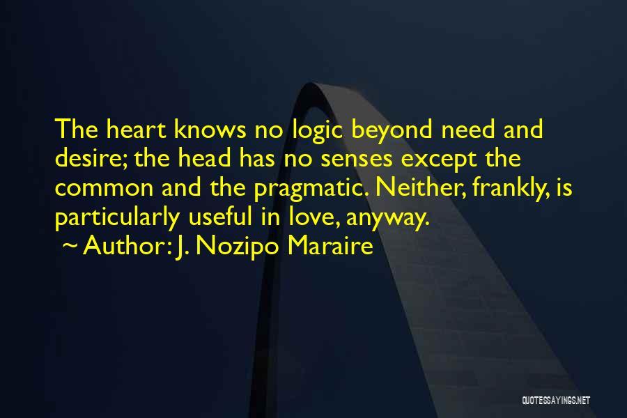 J. Nozipo Maraire Quotes 1928535