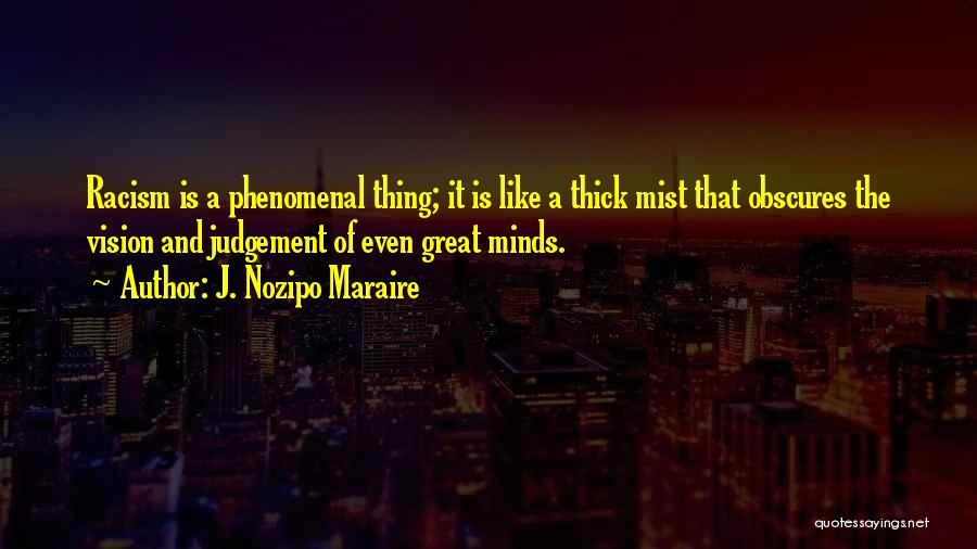J. Nozipo Maraire Quotes 2049715