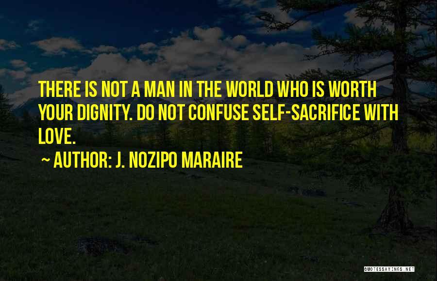 J. Nozipo Maraire Quotes 256395